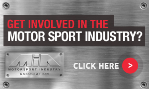 Get involved in the motor sport industry